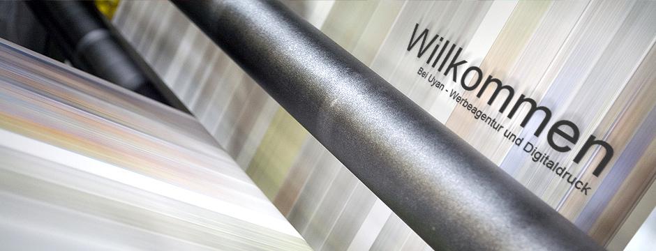 Druckerei Uyan In Mannheim Digitaldruck Und Offsetdruck